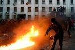 Суд отпустил еще одного активиста Майдана, признавшего свою вину