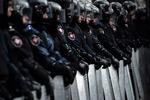 В Киев стянули три тысячи бойцов внутренних войск