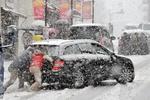 ГАИ предупреждает водителей о серьезном ухудшении погоды в Киеве