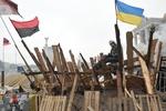 Киевляне не поддержали субботник по сносу баррикад Евромайдана
