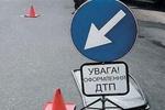 Маршрутка попала под грузовик на Львовщине