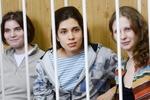 Одна из участниц Pussy Riot вышла из тюрьмы