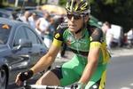 Обвиняемый в употреблении допинга велогонщик совершил попытку суицида