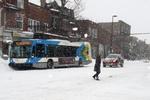 На Канаду обрушились ледяные дожди