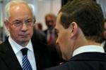 Азаров в Москве встретится с Медведевым