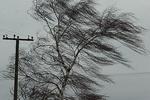 На западе Украины бушует шторм
