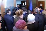 Кременчугский Майдан взял штурмом горсовет