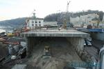 Как выглядит тоннель на Почтовой площади, который обещают открыть к Новому году