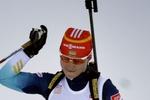 Валя Семеренко - лидер Кубка мира по биатлону