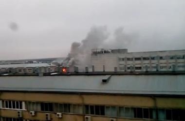 Восемь человек погибли при пожаре на ювелирном заводе в Харькове