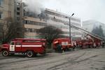 Причиной пожара на ювелирной фабрике в Харькове мог стать взрыв