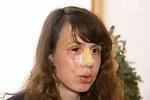 Чорновол утверждает, что она запомнила, как выглядит только один из нападавших
