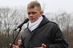 В Харькове хулиган разгромил приемную свободовца Швайки