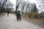 Мариинский парк в Киеве снова закрыли