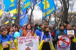Как прошло Народное вече в Днепропетровске