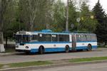 В Мариуполе троллейбус задавил женщину