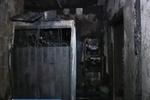 В Одессе горела 9-этажка, жителей эвакуировали