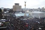 Майдан объявил всеукраинскую мобилизацию на 15 января