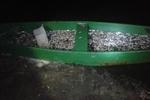 В Харьковской области браконьер выловил больше 100 тысяч мальков