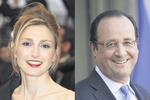 Первая леди Франции готова простить измену Франсуа Олланда