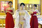 Китайцы создали золотое женское белье