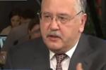 Гриценко обвинил Яценюка в сотрудничестве с властью