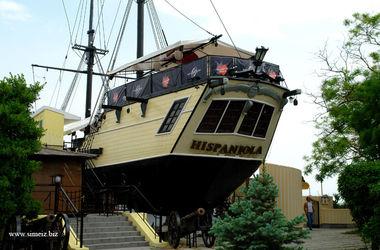 """Човен """"нормандської четвірки"""" сидить на мілині - Цензор.НЕТ 8920"""