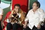 В Лос-Анджелесе умер президент WBC Хосе Сулейман