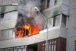 В Крыму при пожаре в пятиэтажке погибли люди
