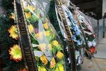 """ФОТОФАКТ. На Банковой прошли """"похороны"""" свободы слова и демократии"""