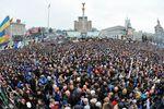 Сегодня на Евромайдане вновь соберется многотысячное Народное вече