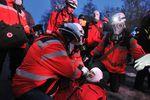 Скорые не успевают увозить раненых с Майдана