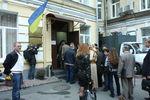 В Киеве неизвестные пытались поджечь Печерский суд