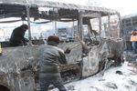 Протестующие на Грушевского строят вторую линию баррикад