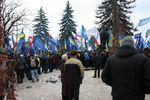 Антимайдан выводят из Мариинского парка