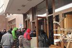 В Ивано-Франковске полторы тысячи активистов захватили облгосадминистрацию