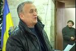 Появилось видео, как Сухой написал заявление о выходе из фракции Партии регионов