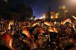 В Египте в  годовщину начала революции погибли около 30 человек