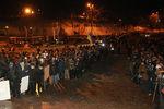 """Под крики """"Ганьба!"""" бойцы МВД покинули Украинский дом"""