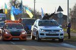 Татьяна Чорновол вернулась на акции Автомайдана