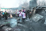 Ремонт центра Киева после протестов обойдется в более чем 20 миллионов гривен
