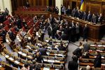 Депутаты вернулись в сессионный зал (обновлено)