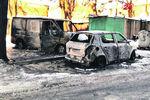 Главе Союза офицеров отомстили за интервью поджогом машины – заместитель