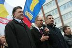 Лидеры оппозиции встретились с  представителями генсека ООН