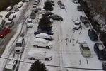 """Как выглядит """"снежный апокалипсис"""" по-американски"""