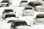 """В снегу под Одессой """"откопали"""" 55 автомобилей: трасса на Измаил открыта"""