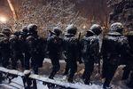 """В Донецкой области собирают деньги и вещи в поддержку """"Беркута"""""""