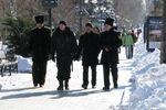 Теперь в Донецке за порядком следят казаки