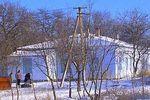В Крыму пациенты психбольницы из-за непогоды несколько дней ели снег