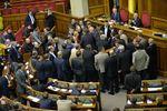 Оппозиция надеется до вечера убедить Януковича и регионалов вернуть Конституцию 2004 года